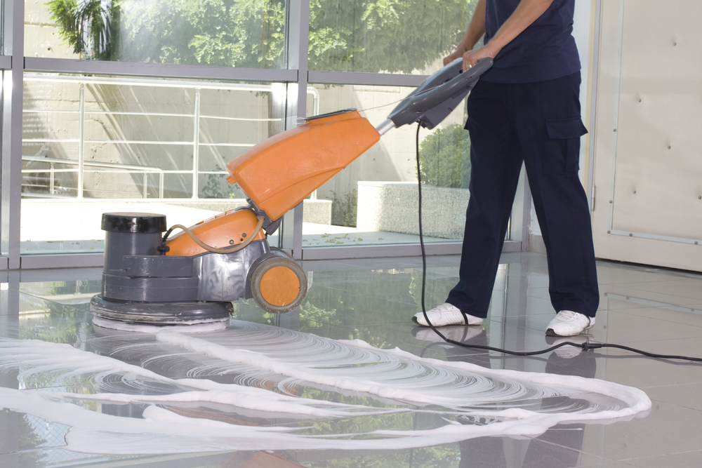 Floor Cleaning in Vancouver BC
