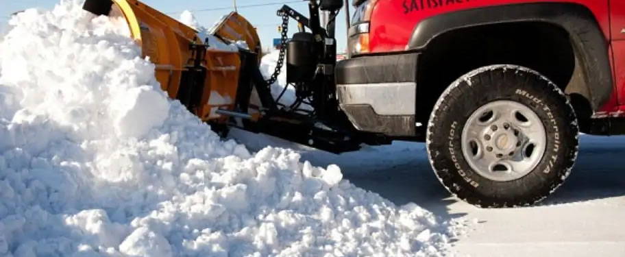 Snow Removal Vancouver BC