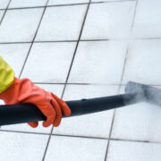 tips for cleaning tile and grout