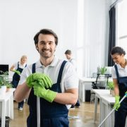 10 reasons to hire professional cleaning company